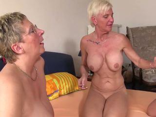 समूह सेक्स, grannies, परिपक्व
