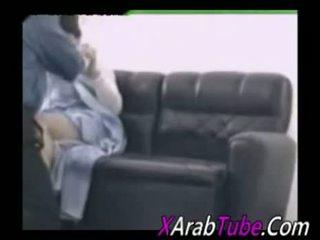 Arab เพศ บน โซฟา