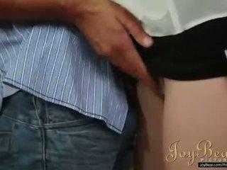 JoyBear Testing the sensual Sex Doctor