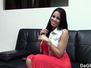 Cubano pupa wants a essere un pornostar