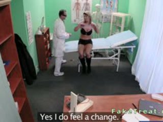 Pregnant Patient Fucked By Doctor
