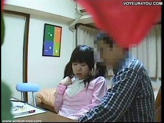 Seks tutorial video- bij students kamer