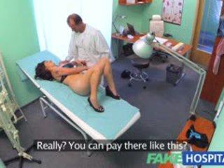 Fakehospital vietnamesisch patient gives doktor ein sexuell reward
