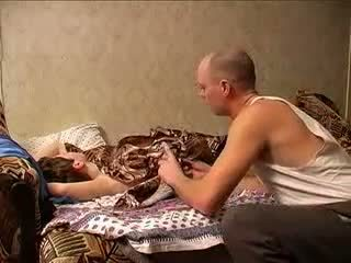 Pieauguša māte un tētis sexing (amateur mammīte )