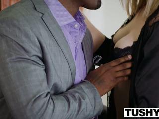 Tushy ענק שחור זין stretches wifes מטומטם: חופשי פורנו bc