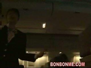 japanse film, nieuw pijpbeurt, alle stewardess