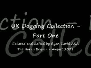 mooi dogging film, nominale slet, brits