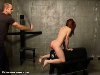 Sarah blake's punishment session