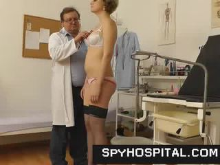 proaspăt vagin nou, evaluat doctor, mare cam ascunse ideal