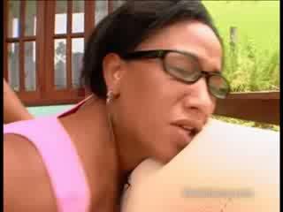 jeder saugen nenn, brasilianer heiß, oral