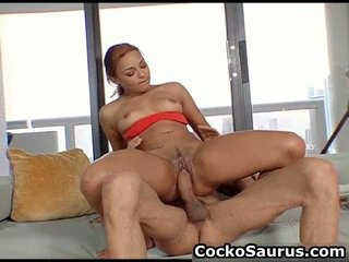 Chick Has Her Tight Pussy Fucked