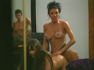Anna Malle Taylor St claire hot lesbian scene