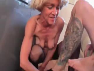 Porno oma free Granny