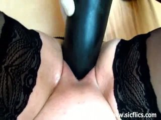 toys, brutal experience, extreme vaginal insertions, giant dildo penetration