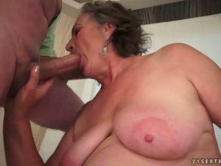bbw, nonna, hardcore
