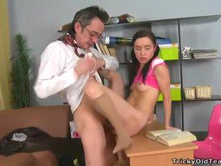 Lusty 도기 스타일 drilling