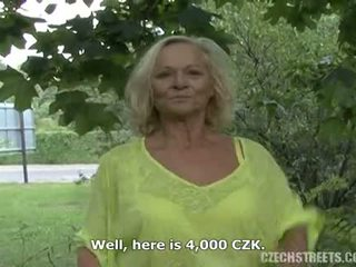 granny check, best mature, hot outdoor great