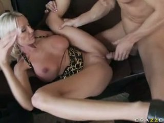 Momma Emma Starr Is Boned Deep In This Guyr Twat This Babe Cannot Stop Moaning For Fun