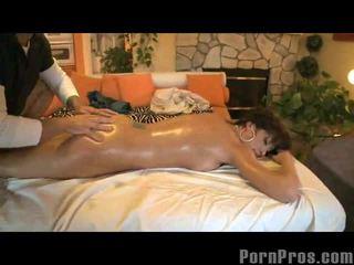 Orgasms 上 按摩 表