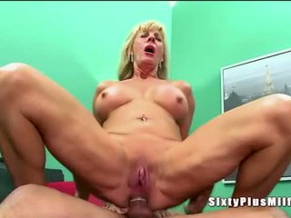 more granny, mature porn, nice blonde film