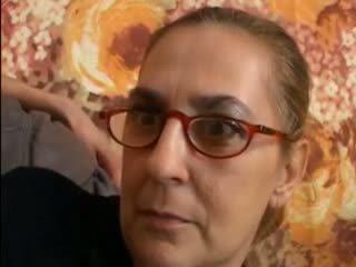 brunette, bestemor, blowjob, briller