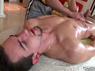 Stud Receives His Biggest Pierced Cockk Massaged