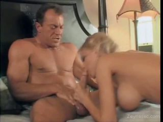 Katie Morgan speared by Randy Spears Tags