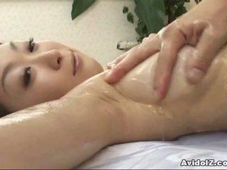 น่ารัก แปลก ผู้หญิงสวย dual ใช้ปากกับอวัยวะเพศ และ ร้อน เพศ!