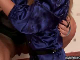 lesbo kanaal, controleren lesb klem, nominale strap-on lesbische kanaal