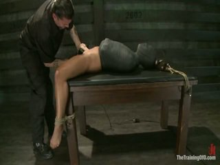 Adrianna Experiences Restrictive Slavery And Mind Dicklicking Orgasms Onto Day 3.