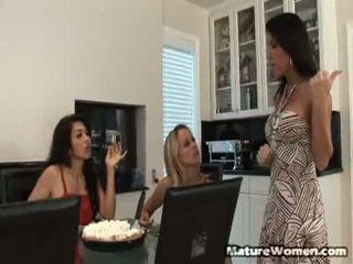 It Was Just Another Ordinary Afternoon As Friends, Mika Tan, Kendra Secrets And Peyton Leigh Were Sitting Around A Kitchen Table Wiping Out Cream Pie And Talking About Their Pair Favorite Subjects