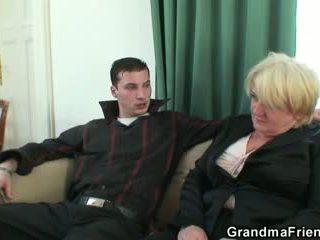 controleren oud actie, meest 3some actie, groot grootmoeder