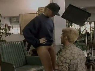 babe, blond, female, having sex