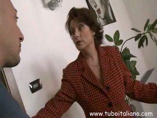 Italština máma jsem rád šoustat mamme italiane 8