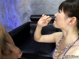 Chinese Nymph Eating A Whistle 10 Pythons Uncensored