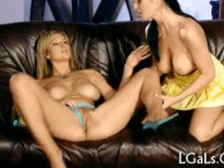 Legal Age Teenager Bawdy Cleft Licking Action