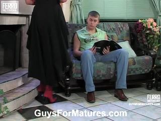 Barbara 과 patrick 사악한 엄마 onto 활동