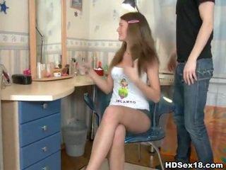 Teen European Big Cock Porn