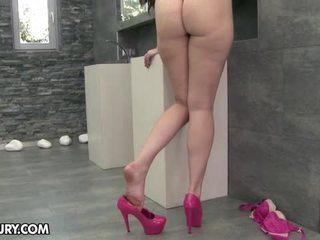 beste eet haar voeten neuken, meest voet fetish tube, echt sexy benen mov
