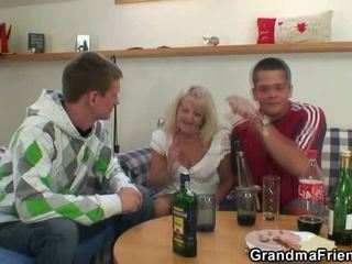 reality hot, online old, grandma rated