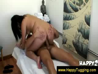Asian gives oriental sex pleasure