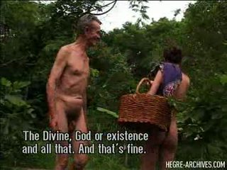 A dzień w the życie z naturist część 1