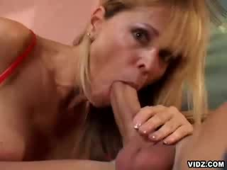 Nicole Moore rammed by throbbing cock