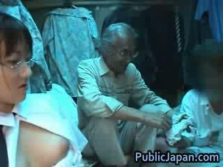 ver japonês melhores, novo voyeur, agradável exótico tudo