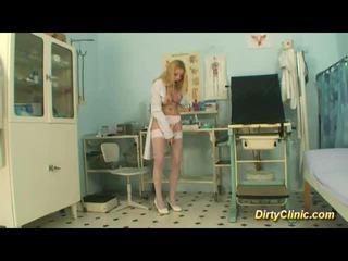 clinic porn klem, horny nurses, plezier hospital porn porno