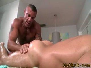 Tattooed Guy Ride Penis Like A Pro