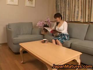 Eri Nakata japanese Mom