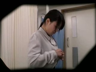 Mosaic: Gynecologist Examination Spycam