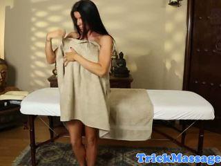 free brunette you, nice masseuse full, masseur great