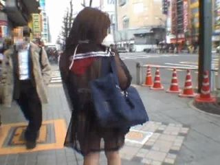 japonais, voyeur, amatrice